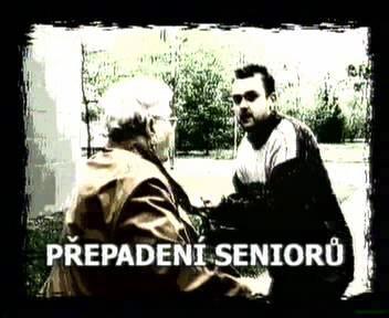 Instruktážní film pro seniory