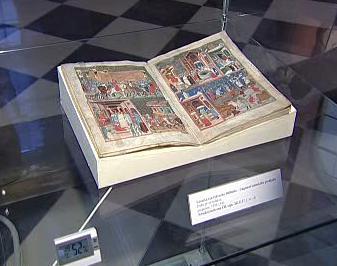 Fragment Dalimilovy kroniky