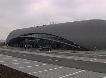 Odletová hala - Brno