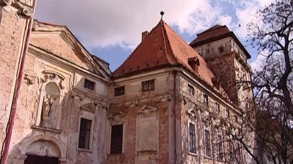 Zámek v Jaroslavicích