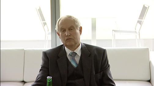 Ignác Hoza, bývalý rektor UTB ve Zlíně
