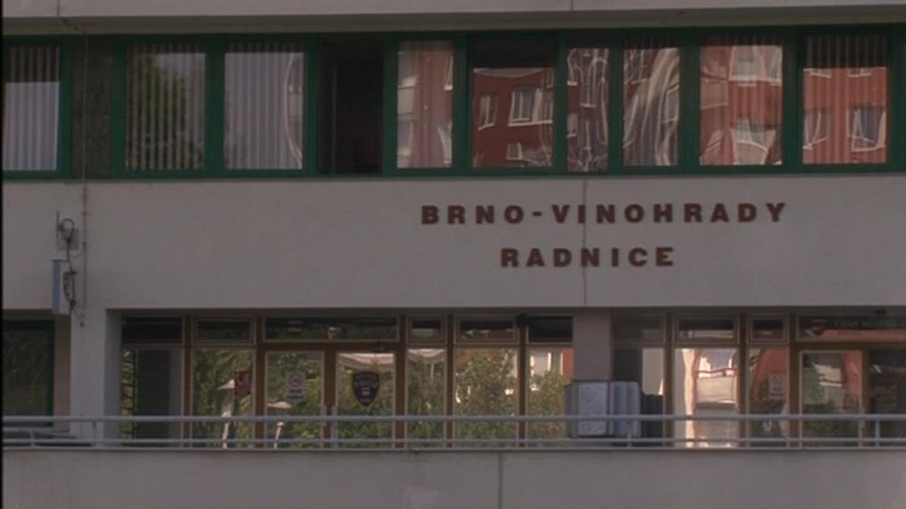 Radnice Brno-Vinohrady