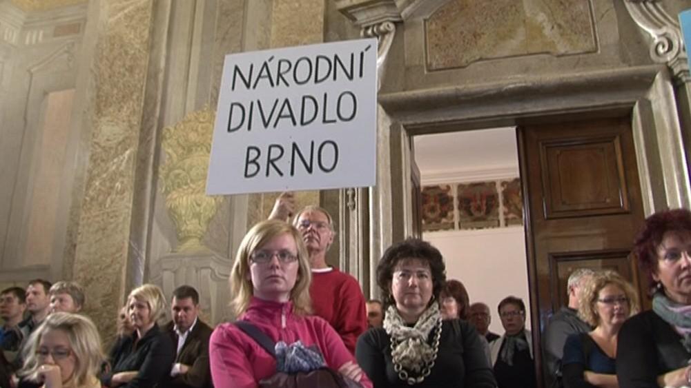 Zaměstnanci Národního divadla Brno