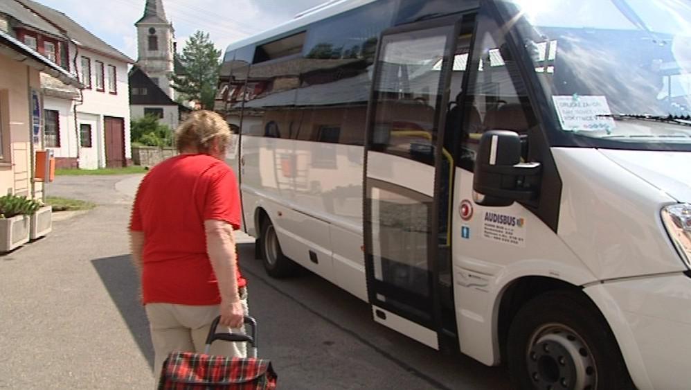 Radiobus využijí občané ze vzdálenějších městských částí Valašského Meziříčí