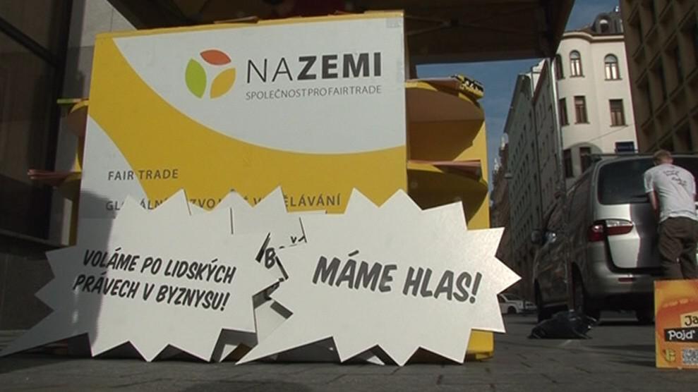 Křičící budku mohli navštívit lidé v Brně