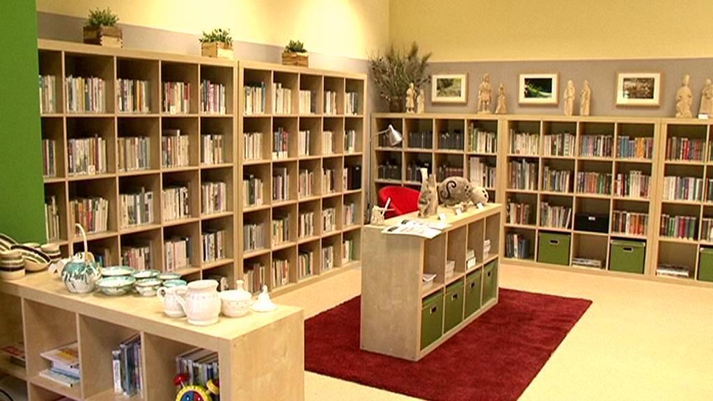 Knihovna ve Veselici