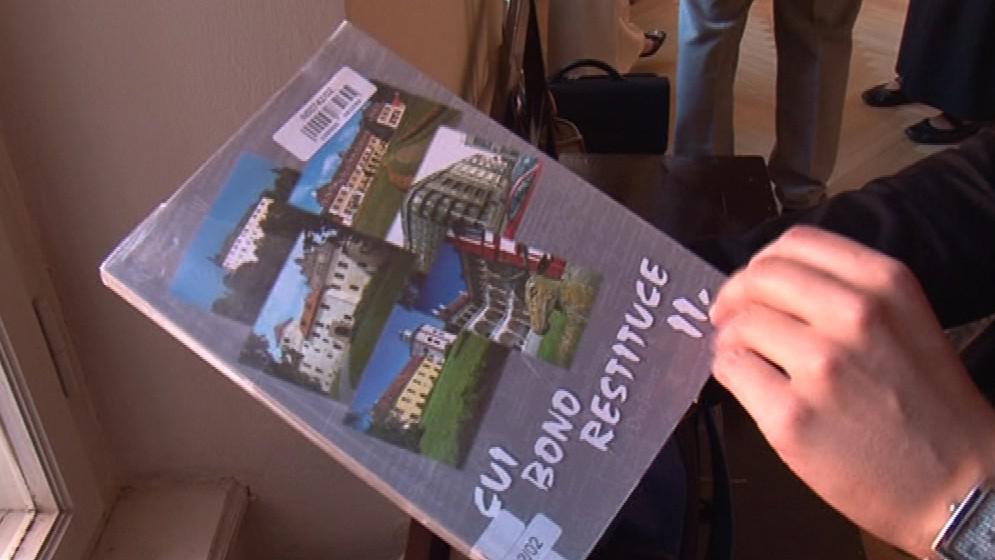 Kniha, která přivedla ředitelku blanenského muzea před soud