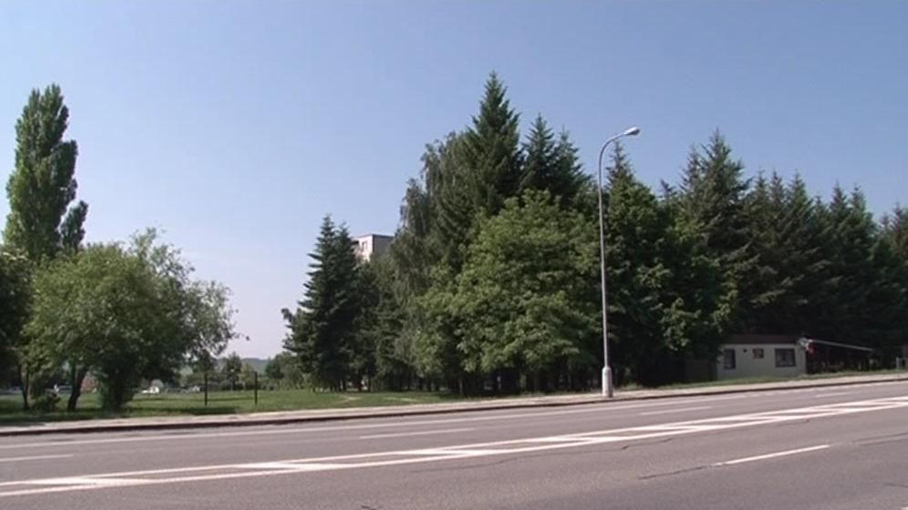 Místo, kde měla zubní poliklinika v Brně-Bohunicích vyrůst