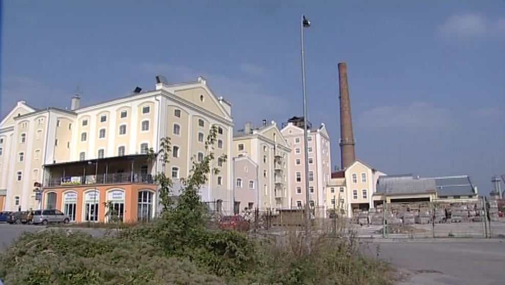 Břeclavský cukrovar  - jeho dnes využívaná část