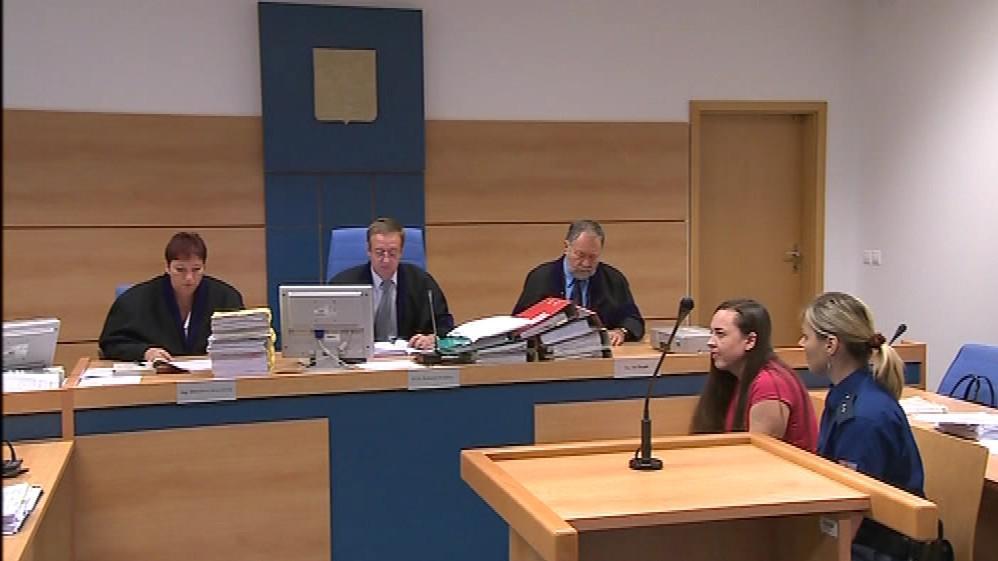 Hana Křeháčková obžalovaná z kuplířství u soudu
