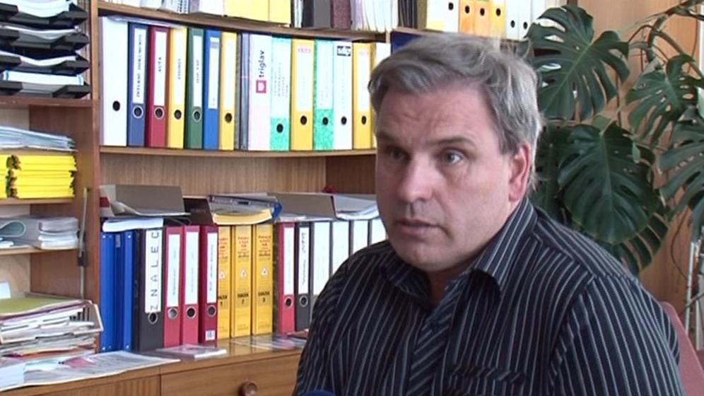 Bývalý policista Vladislav Gasnárek