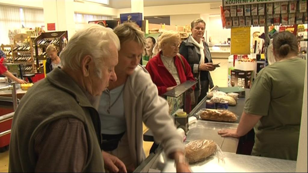 Senioři v Rousínově mohou využít odvoz na nákup