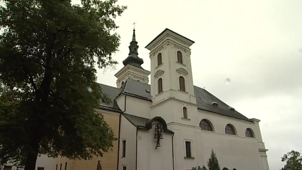 Kostel Nanebevzetí Panny Marie ve Vranově