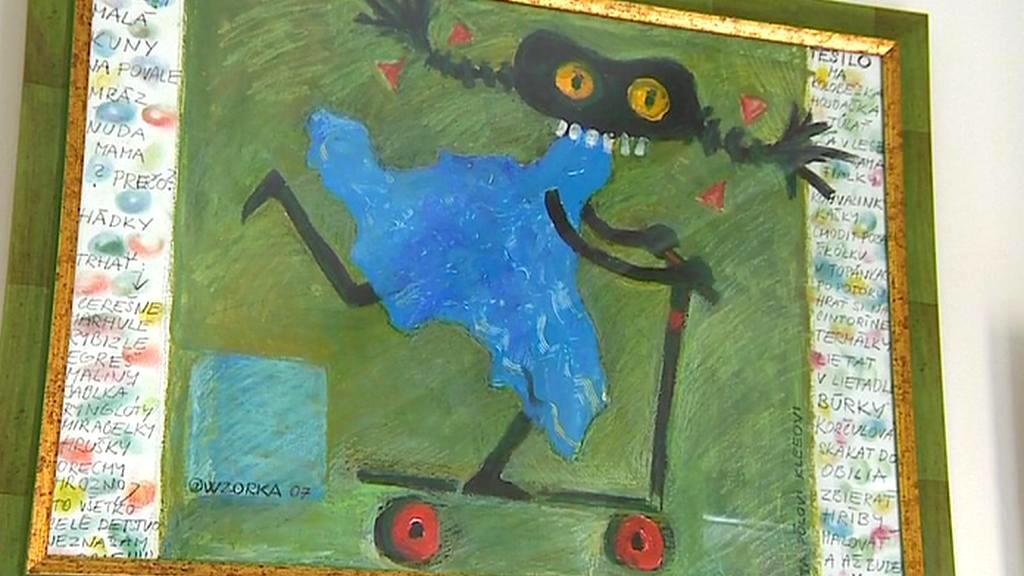 Umění je stav duše