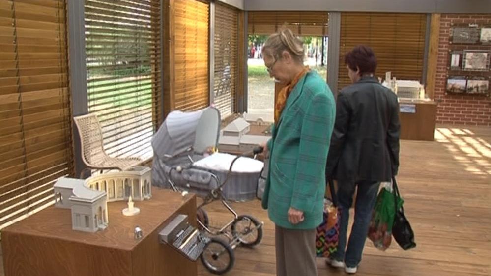 Břeclavský pavilon miniatur vznikl loni na podzim