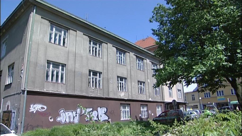 Budova bývalého zlínského okresního soudu
