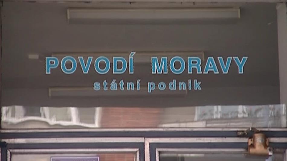 Povodí Moravy