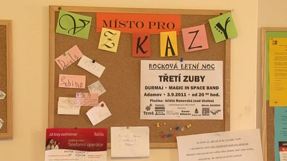 Kontaktní centrum Vídeňská se zaměřuje na injekční uživatele drog