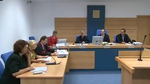 Jednání zlínského soudu v případu údajného tyrana z Holešova