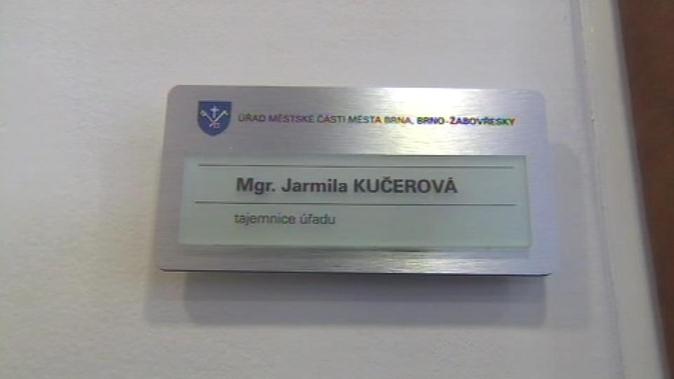 Kancelář Jarmily Kučerové