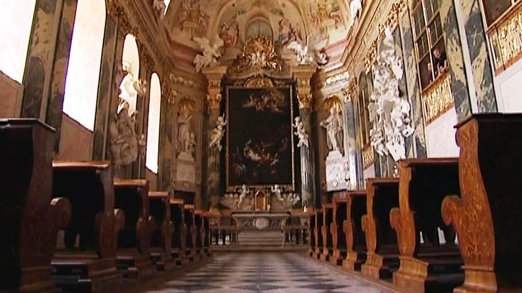 Zámecká kaple ve Valticích