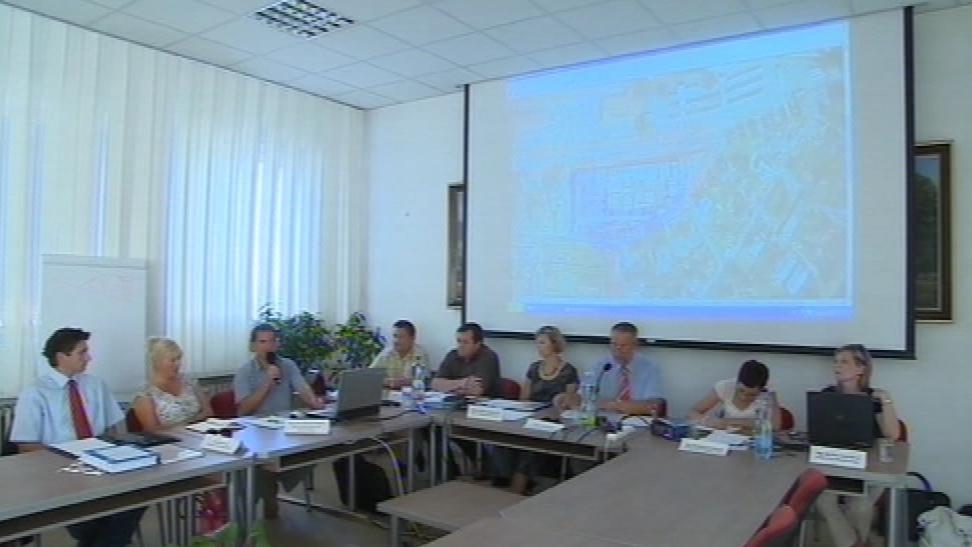 Veřejné projednávání studie vlivu Kauflandu na životní prostředí