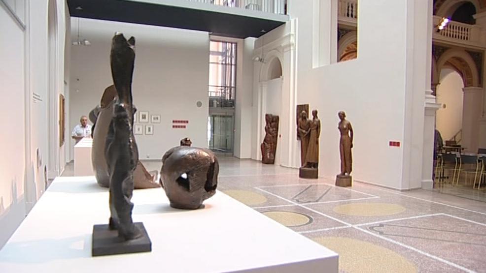 Výstava Best of... v Moravské galerii
