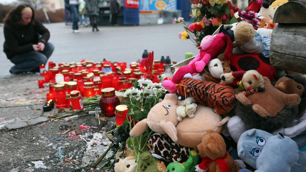 Padající strom ve Zlíně usmrtil dva chlapce