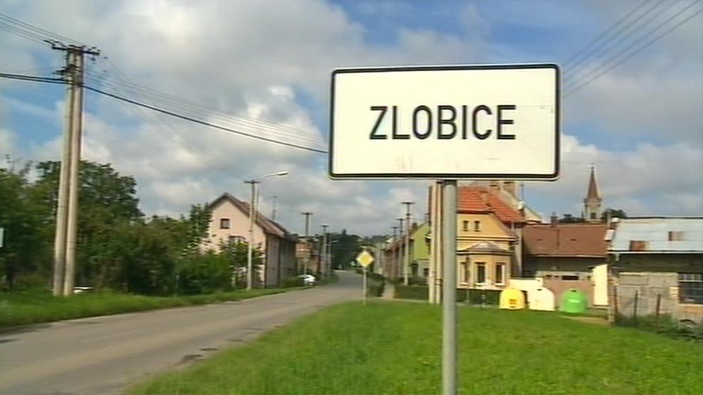 Obec Zlobice na Kroměřížsku