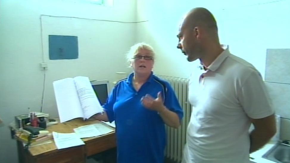 Starostka Zlobic Stanislava Šišková