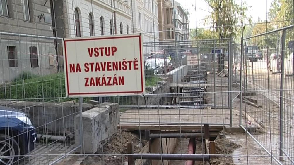 Rekonstrukce ulice Drobného