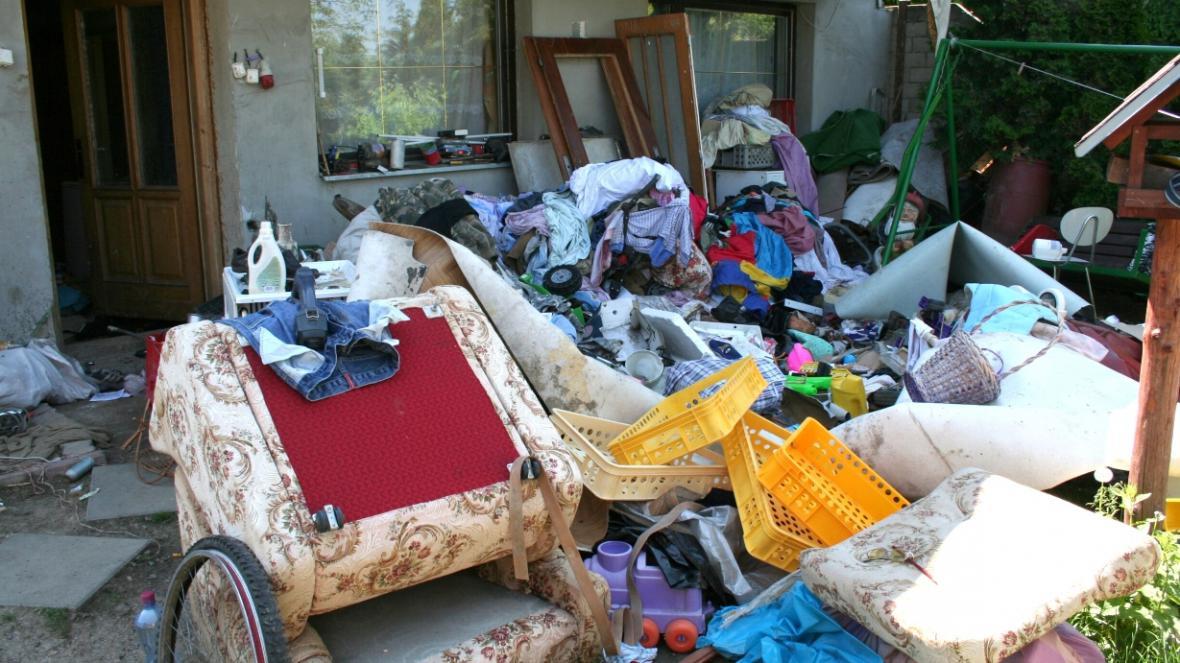 Kradené věci muž skladoval doma