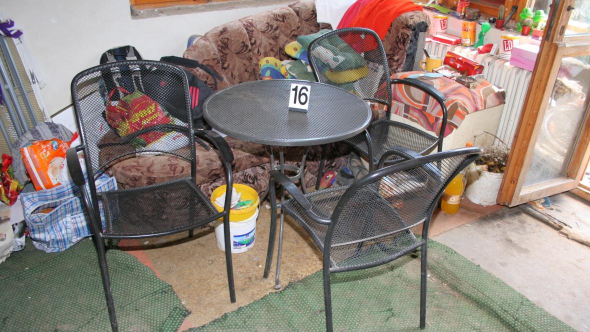 Zloděj se specializoval na kola, motorky a zahradní nábytek