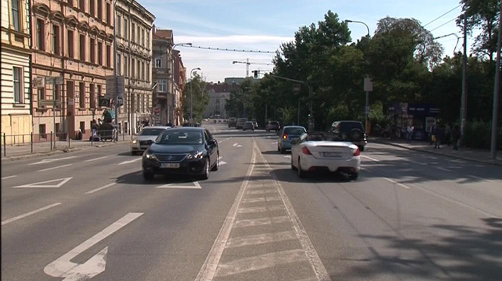 Za pár dní začne v Pionýrské ulici rekonstrukce