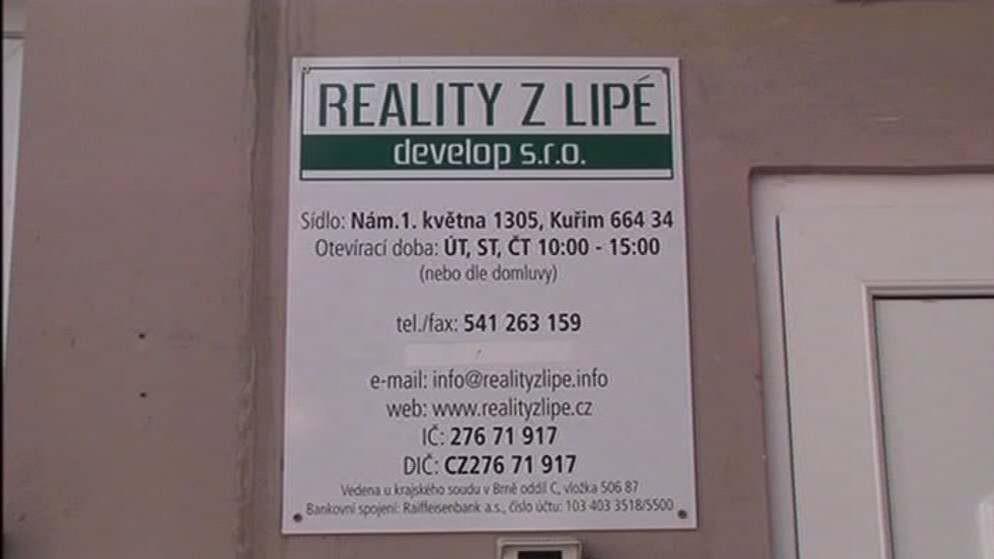 Reality z Lipé