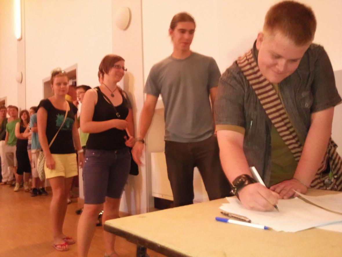 Židlochovičtí podepisují dopis kraji proti rušení gymnázií