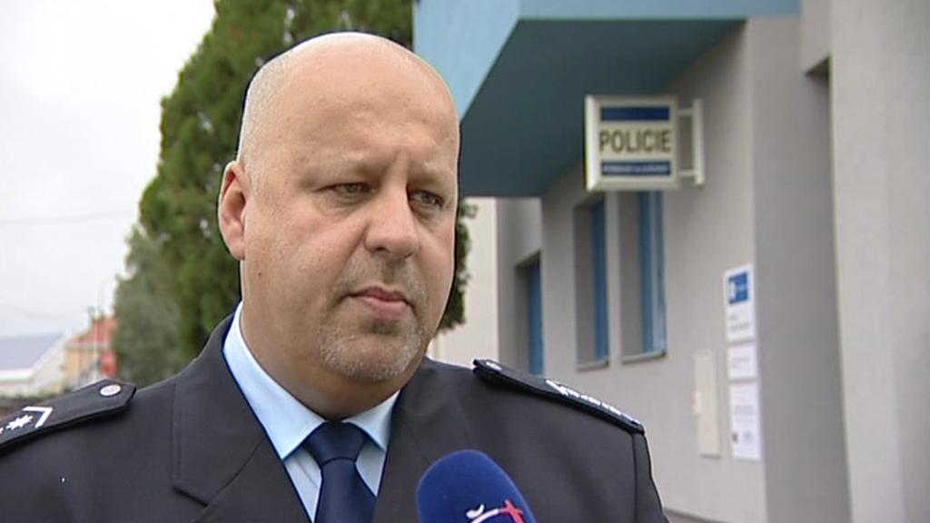 Policiejní prezident Petr Lessy