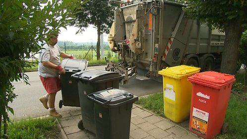 Svoz odpadu