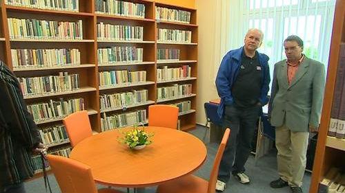 Knihovna ve Slavičíně