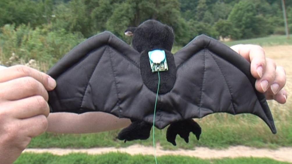 Monitorovací systém drobných zvířat BAARA