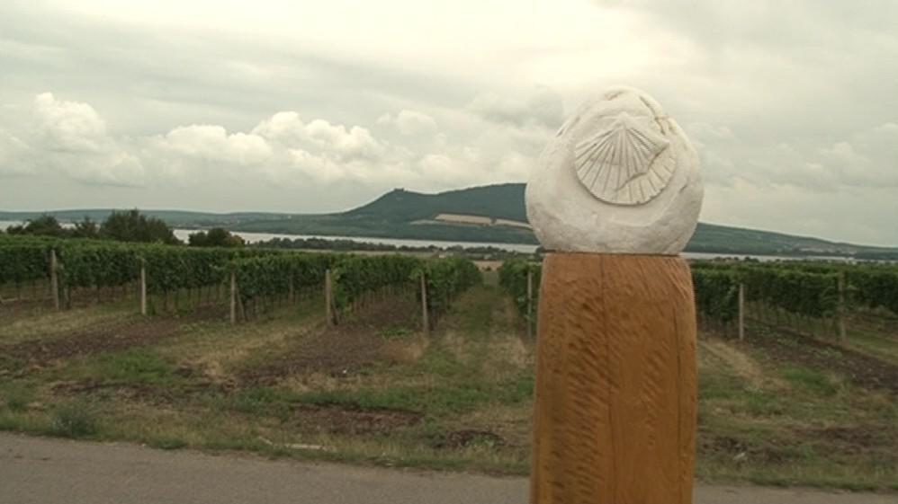 Svatojakubská cesta na jihu Moravy