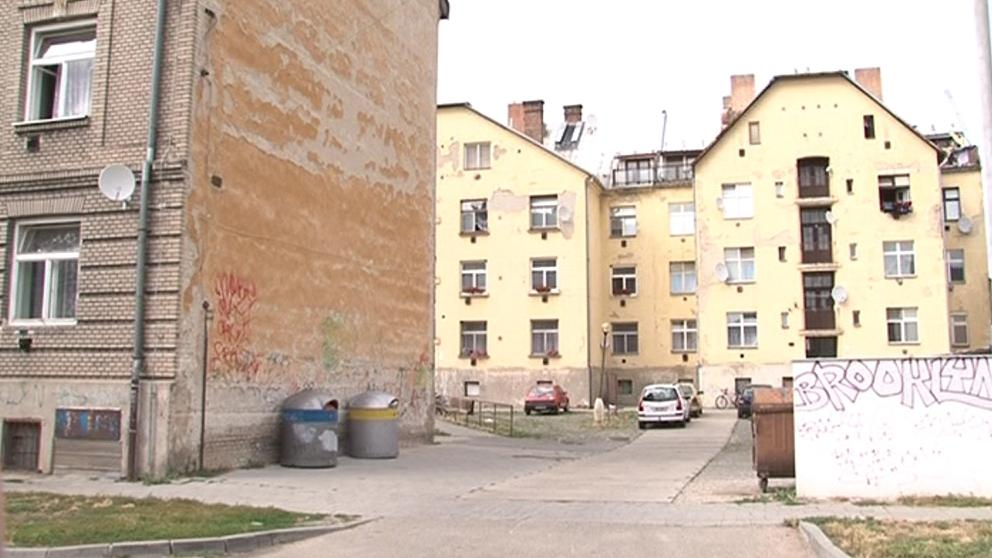 Riegrova ulice v Břeclavi