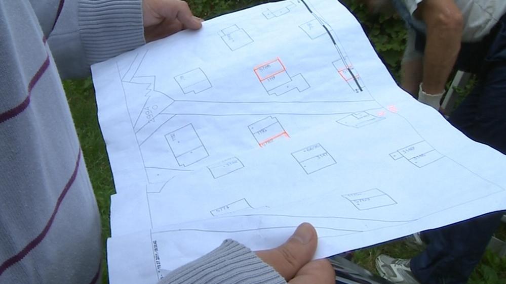Přečíslování domků ve Zlíně