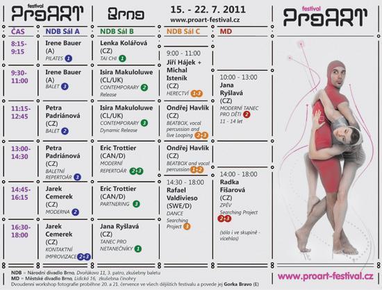 Festival ProArt v Brně