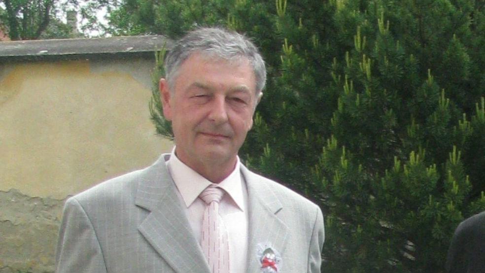 Zavražděný Pavel Uhříček