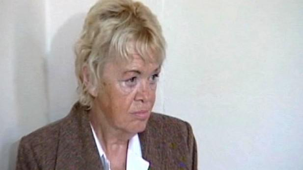 Lékařka Alena Kubáčová