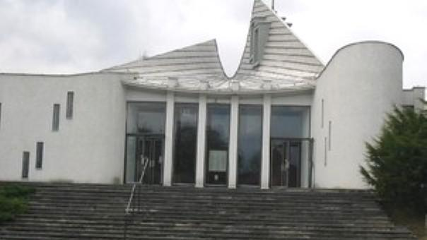 Kostel v Senetářově na Blanensku