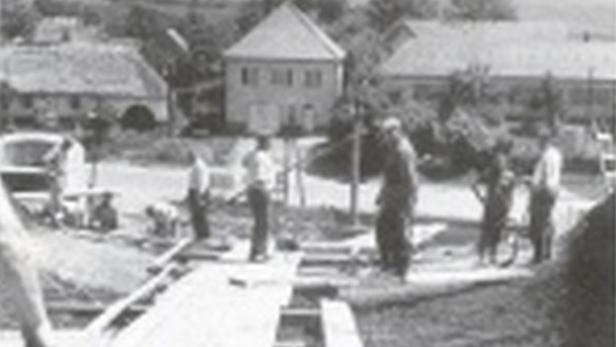 Stavba kostela