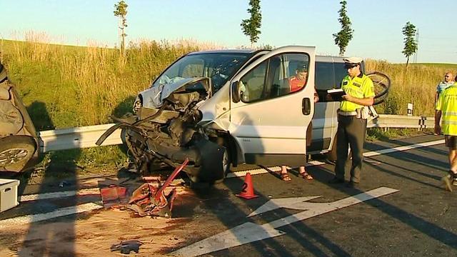 Smrtelná nehoda na Kroměřížsku