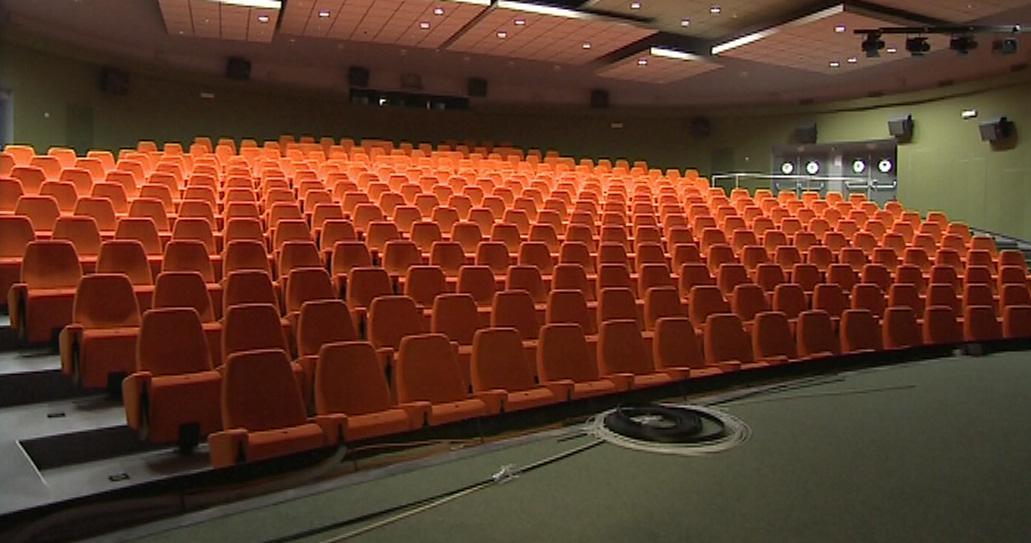 Nový sál kina Hvězda v Uherském Hradišti
